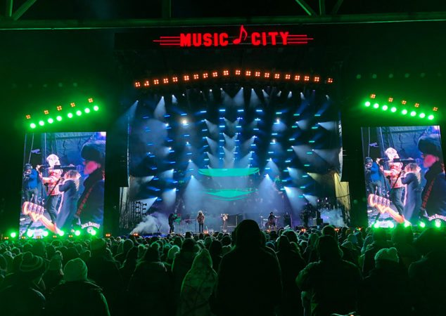 MUSIC CITY MIDNIGHT: NEW YEAR'S EVE IN NASHVILLE 2018