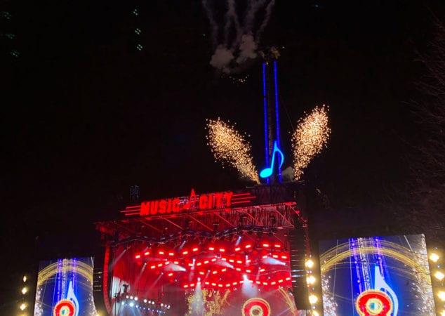 MUSIC CITY MIDNIGHT: NEW YEARS EVE IN NASHVILLE 2019